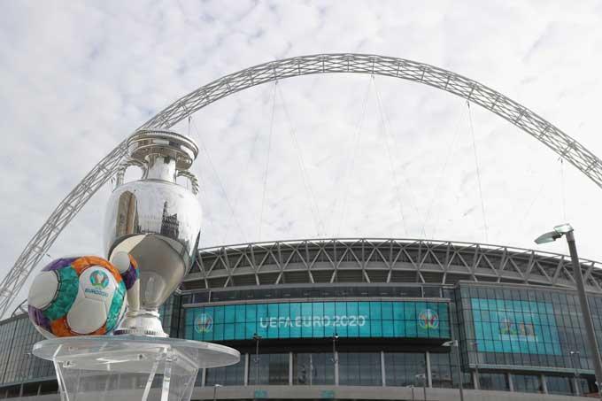 Sân Wembley sẽ là nơi tổ chức trận chung kết EURO 2020