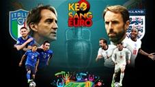 KÈO sáng chung kết EURO 2020: Italia vs Anh, đội nào sẽ lên ngôi vô địch?