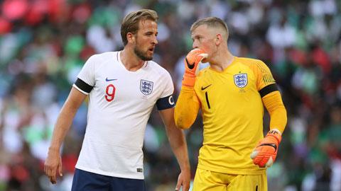 ĐT Anh: Giữa Pickford và Kane, gió đã đảo chiều