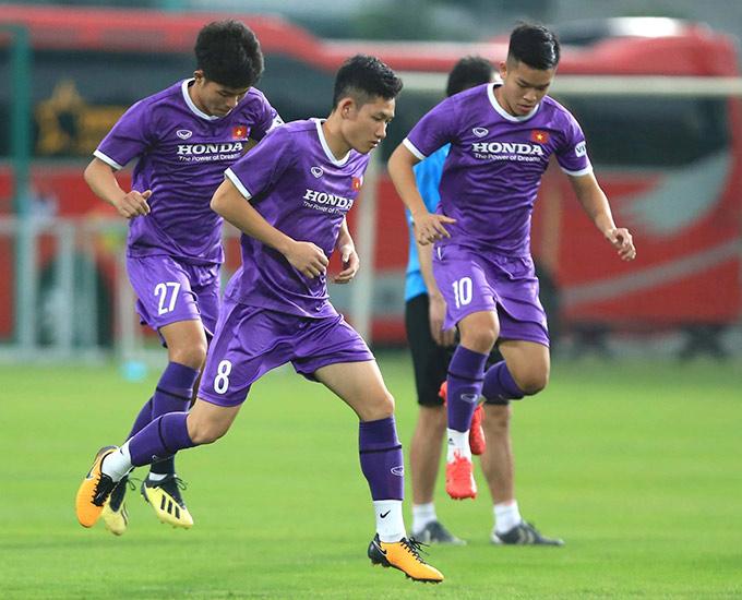 U23 Việt Nam sẽ có 2 đợt tập huấn chuẩn bị cho vòng loại U23 châu Á 2022 - Ảnh: Đức Cường