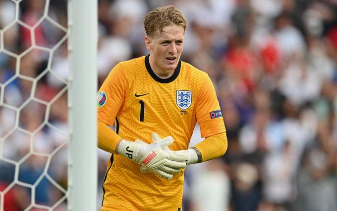 Pickford không được phép mắc sai lầm giống như ở trận gặp Đan Mạch