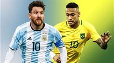Messi quyết đấu Neymar ở trận chung kết Copa America 2021