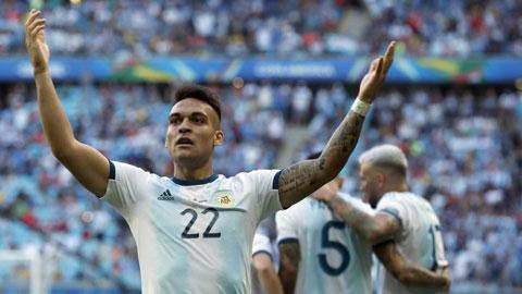 Argentina sẽ vượt qua Brazil để đăng quang Copa America