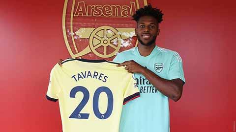 Arsenal mua xong tân binh đầu tiên trong mùa hè Nuno Tavares