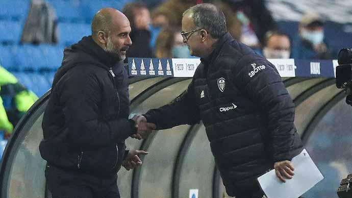 Bielsa và Guardiola góp công nâng tầm ĐT Anh