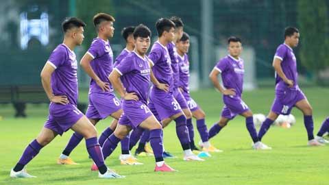 U23 Việt Nam chuẩn bị thế nào cho vòng loại U23 châu Á 2022?
