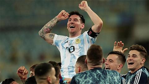 Tổng kết Copa America 2021: Cái kết hoàn hảo cho Messi
