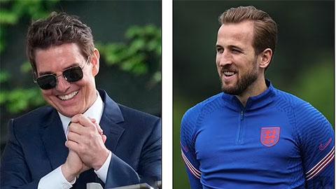 Tom Cruise tiếp sức cho ĐT Anh trước thềm chung kết EURO 2020