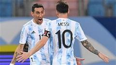 Messi cảm ơn ai sau khi ĐT Argentina vô địch Copa America 2021?