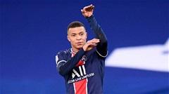 PSG đã chi 250 triệu euro ở Hè 2021 nhưng chưa thể giữ chân Mbappe