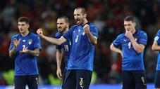 Khoảnh khắc EURO: Nụ cười và nước mắt sau trận Italia vs Anh