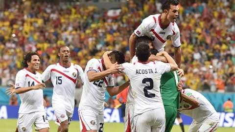 Nhận định bóng đá Costa Rica vs Guadeloupe, 08h00 ngày 13/7: Costa Rica  trên đà sa sút