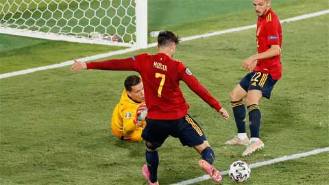 ĐT Tây Ban Nha: Đại diện xuất sắc nhất của bóng đá kiểm soát