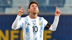 Argentina vô địch Copa America: Của Messi trả lại cho Messi