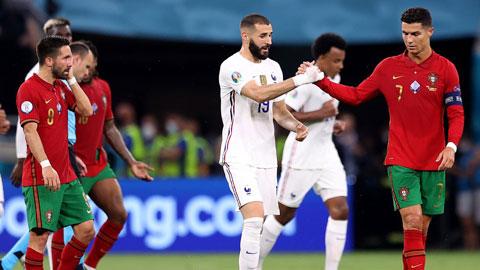 Theo HLV Van Gaal, Pháp và Bồ Đào Nha đã mất đi tính kết dính ở giải lần này