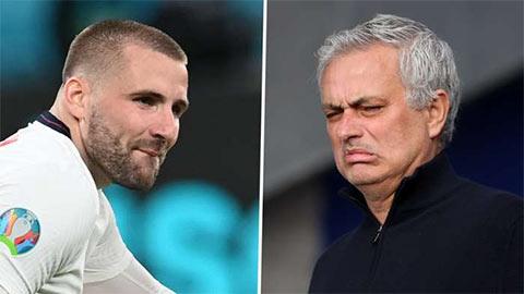 Mourinho lại tìm ra cớ chỉ trích Shaw