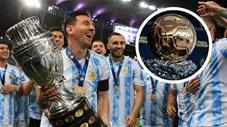 10 ứng viên cho danh hiệu Quả bóng Vàng 2021: Messi chiếm ưu thế
