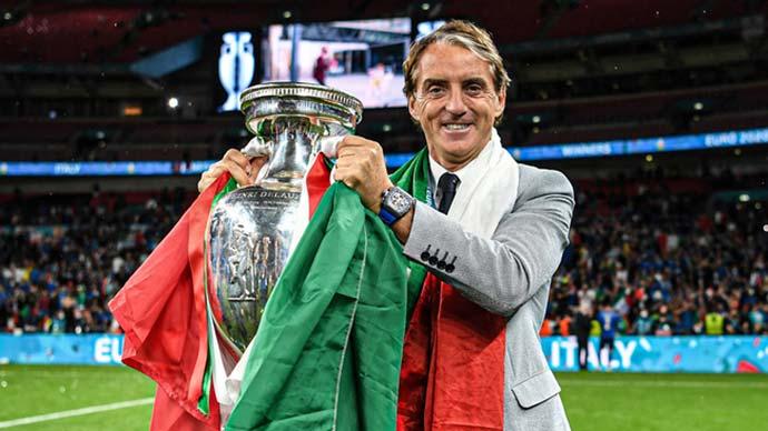 Mancini đã giữ lời hứa thay đổi Italia