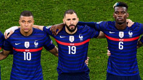 Tỷ lệ cược đội vô địch World Cup 2022: ĐT Pháp vẫn số 1, Italia kém Anh