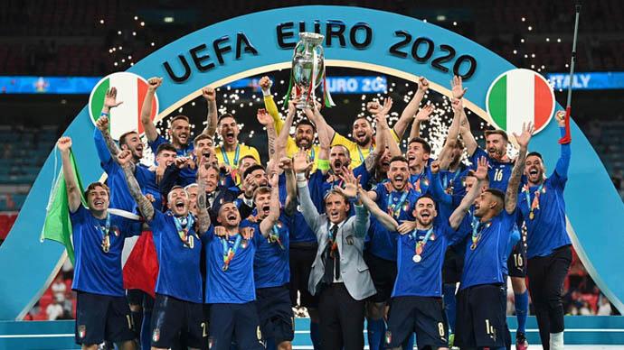 Tiền thưởng vô địch EURO của ĐT Italia bao nhiêu?