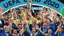 Top 10 cái nhất của EURO 2020: Ronaldo xô đổ kỷ lục, Italia phủ xanh lục địa già