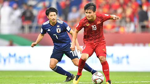 ĐT Việt Nam đá vòng loại World Cup 2022 trên sân Mỹ Đình