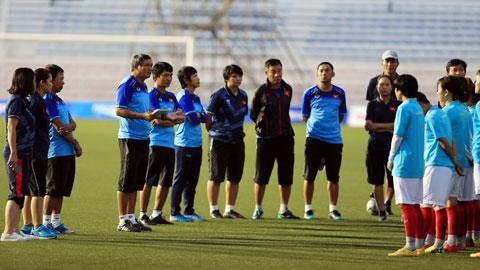 ĐT nữ Việt Nam triệu tập 34 cầu thủ chuẩn bị cho vòng loại Asian Cup 2022