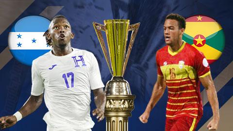 Nhận định bóng đá Honduras vs Grenada, 08h00 ngày 14/7: Đè bẹp vật lót đường