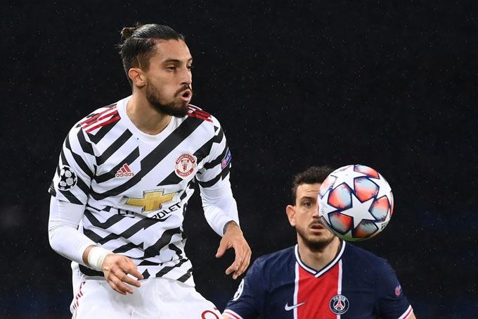 Roma chỉ muốn mượn tạm Telles