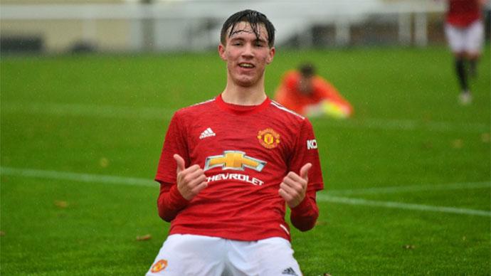 Man United  còn 'giấu' họng súng trẻ Charlie McNeill