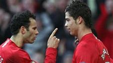 Ryan Giggs đã từng muốn đấm Ronaldo vì CR7 uống nước ngọt
