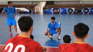 ĐT futsal Việt Nam khó tìm gương mặt mới