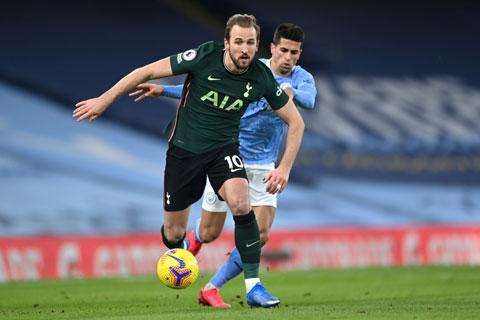 Man City nhắm Kane nhưng gặp khó khi bị hét giá lên tới 150 triệu bảng