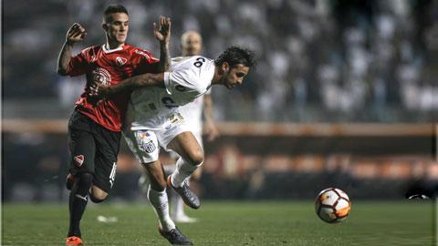 05h15 ngày 16/7: Santos vs Independiente