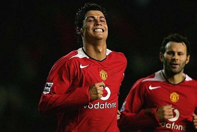 Ronaldo và Giggs là những biểu tượng của Man United