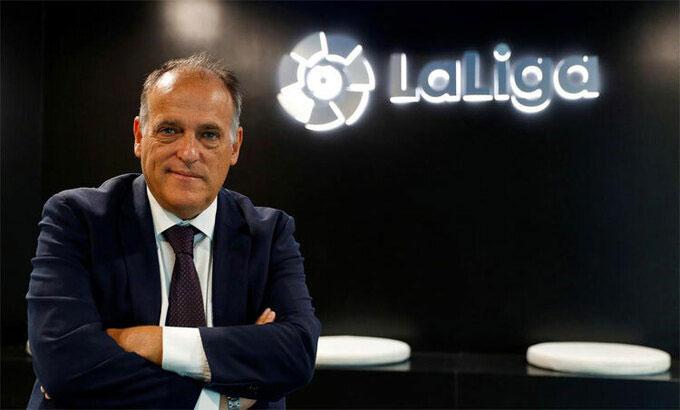 Chủ tịch La Liga - Javier Tebas