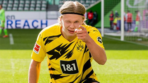 Dortmund từ chối đề nghị đầu tiên của Chelsea cho Haaland