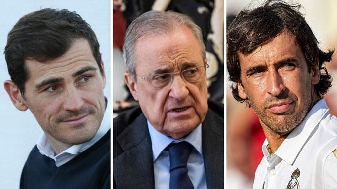 Perez 'chửi' cả Casillas lẫn Raul