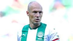 Robben lần thứ hai tuyên bố giải nghệ