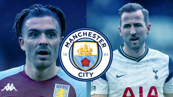 Grealish và Kane có thể là những bom tấn lớn nhất tại Premier League mùa Hè này