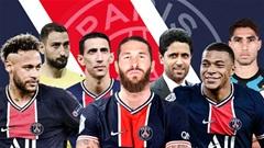 Giới thiệu PSG mùa 2021/22: Bại binh phục hận bằng siêu dự án
