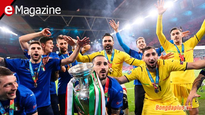 EURO 2020 qua những kỷ lục