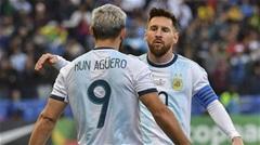 Messi và Aguero khi kết hợp trong màu áo Argentina nguy hiểm ra sao?