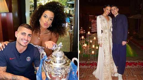 Thêm một nhà vô địch EURO 2020 kết hôn