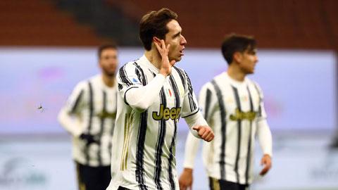 Sau khi tỏa sáng rực rỡ tại EURO 2020, Federico Chiesa được Juventus quyết giữ bằng mọi giá