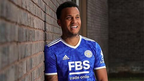 Bertrand chính thức gia nhập Leicester