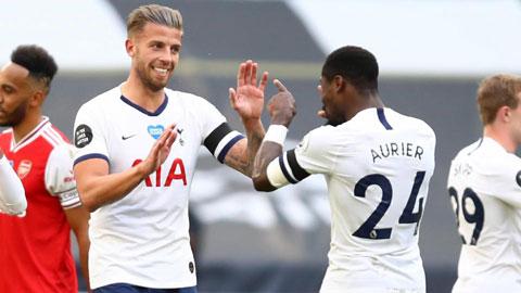 Tottenham đưa danh sách 6 cầu thủ cần bán Hè này