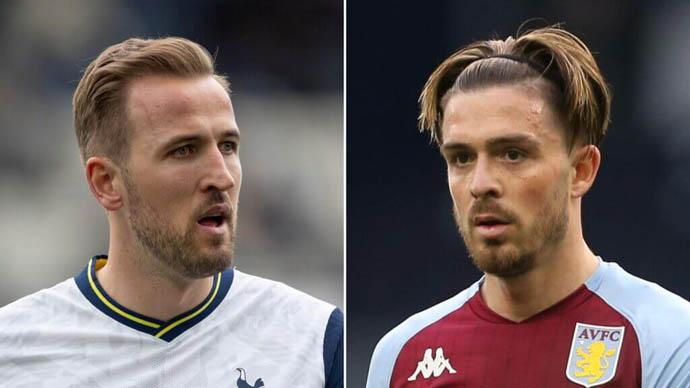 Man City muốn mua cả Kane và Grealish