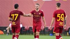 Roma giành chiến thắng 10-0 ở trận đấu đầu tiên dưới thời Mourinho