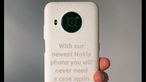 Nokia chuẩn bị ra mắt điện thoại 'nồi đồng cối đá', không cần xài ốp lưng